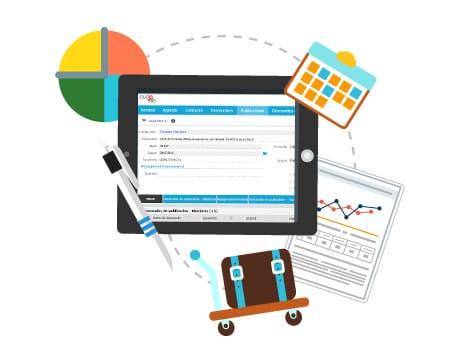 CRM Tourisme Gestion des Membres
